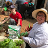 2017-04-02 GDD Planting herbs at Levin Group Home