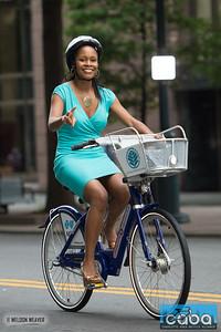 Rental bike, personal bibs