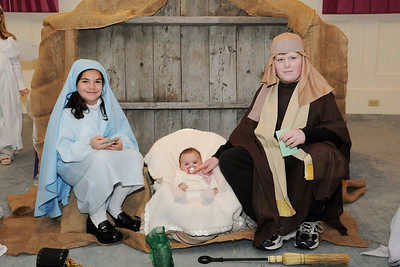2008 OUR LADY OF THE LAKES CHRISTMAS PAGEANT, December 14, 2008
