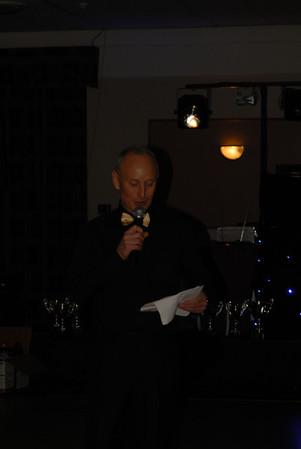 Lliswerry Runners & Caerleon Running Club Annual Dinner 2012