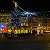 Christmas lights run 2017