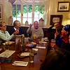 Keith's Birthday run and drinks/chips at the Bear & Ragged Staff 11/11/2017