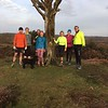 Ashley Walk social run 30/12/17