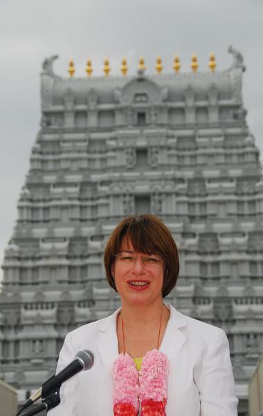 Senator Amy Clobuchar Visit Selected Photos for Media