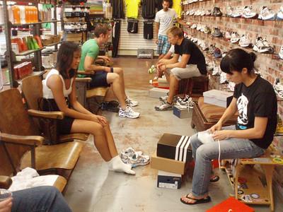 Shoe Clinic 7/30