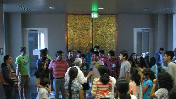 2013 Summer Internship Induction