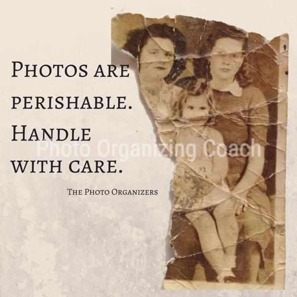 Photos are perishable Social Graphic Square