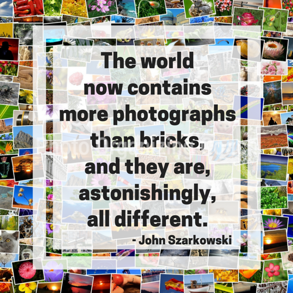 More photos than bricks Social Graphic Square