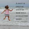A shot is good Social Graphic Square