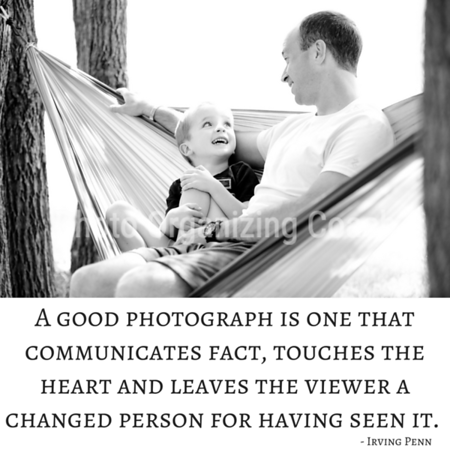 Good photograph communicates fact Social Graphic Square