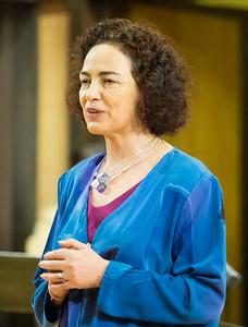 María Marroquín, Executive Director of the Day Worker Center of Mountain View