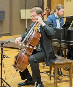 James Jaffe, cello