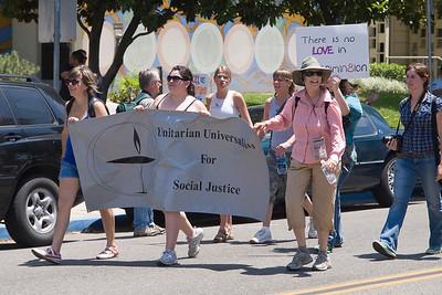UU contingent among Selma marchers