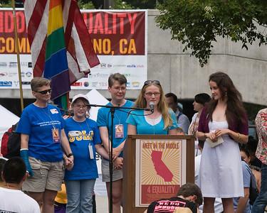 Children of Gay and Lesbian parents speak