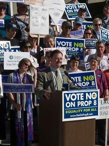 Rich Gordon, San Mateo County Board of Supervisors, speaks