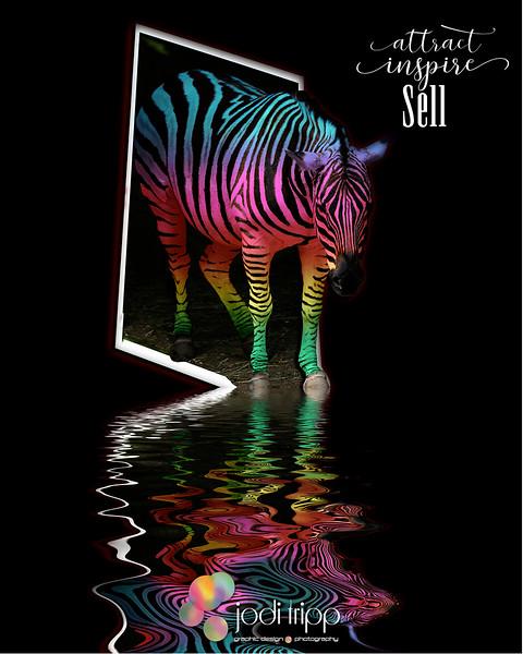JodiTripp_Painted Zebra