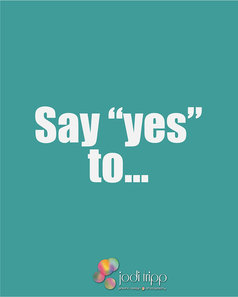 Attract Inspire Sell_Writing Prompt - Say Yes to