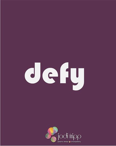 Jodi Tripp _ Defy