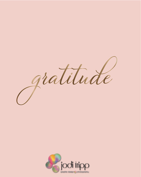 Jodi Tripp - Gratitude Text