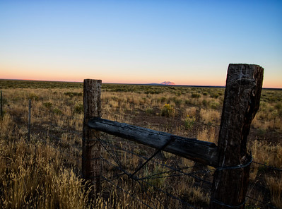 Fences: Craters of the Moon National Park