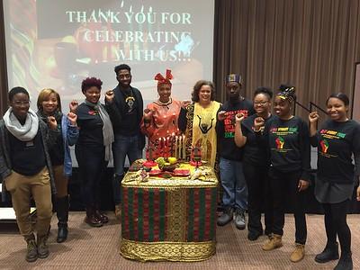 Kwanzaa Celebration 12/3/15