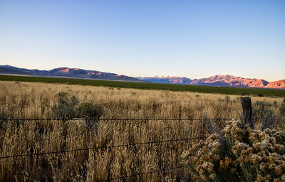 Fences: Sawtooth Mountains | Idaho
