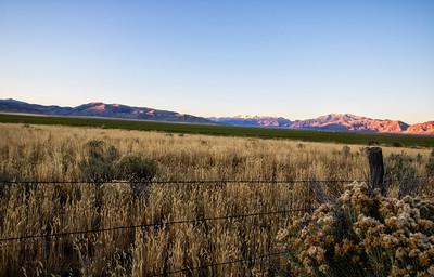 Fences: Sawtooth Mountains | Idaho