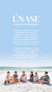 Spanish Summer Shake Up