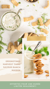 FRENCH Ranch Harvest Thins