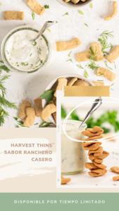 SPANISH Ranch Harvest Thins