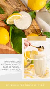 SPANISH Lemon Sorbet