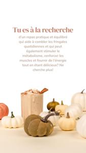 (CA) WB Pumpkin Spice Latte