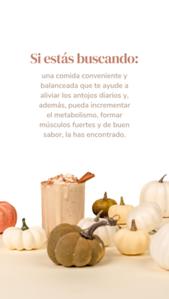 SPANISH (US) WB Pumpkin Spice Latte