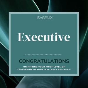 Isagenix Recognition
