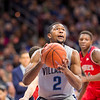 NCAA BASKETBALL: FEB 13 St John's at Villanova