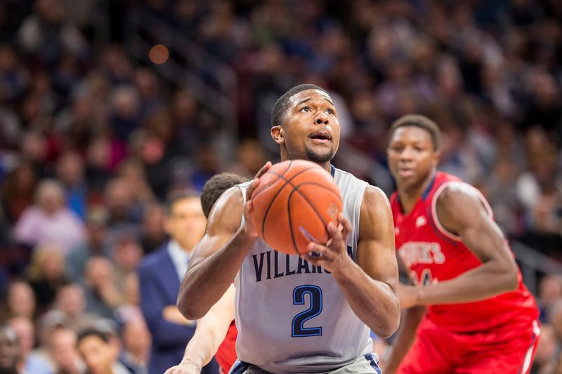 NCAA BASKETBALL: FEB 13 St John's at Villanova