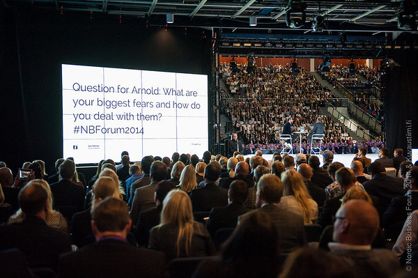 Nordic Business Forum 2014 2