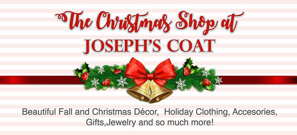 2017 The Christmas Shop at Joseph's Coat