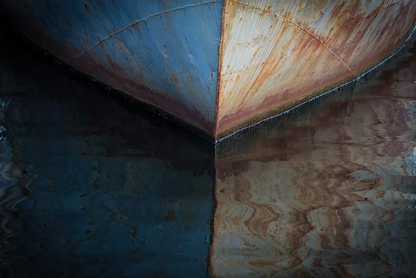 Reflection - Murmansk, Russia