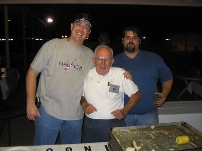 Billy Hoerner, ER Brando Averi and Bruce Wonderlick