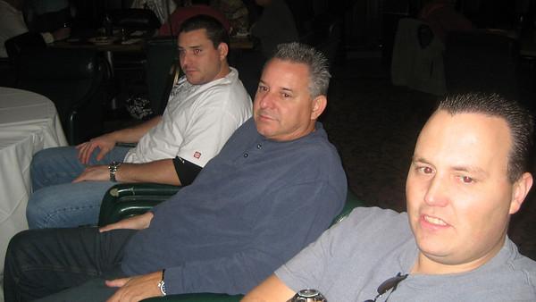 L to R: Justin Trejo, Ralph Trejo and Robert Hausner