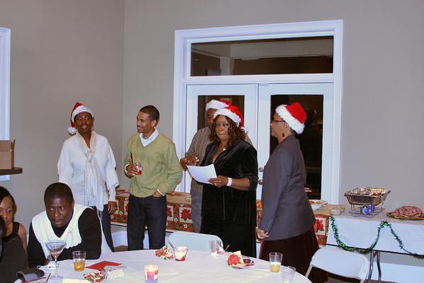 2008 Christmas Social
