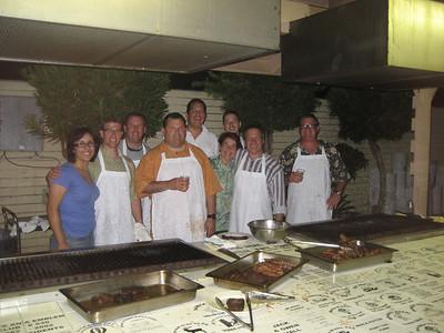 Steak Fry BBQ'ers