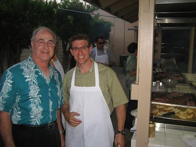 Mike Miller & Jeff Simons