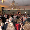 We had a large crowd os well behaved and fun people!  The evening was a delight! Our ER is about to perform the 11:00 PM ceremony and everybody heads for the dance floor to participate!