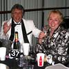 Brian and Jan enjoy the bubbly!