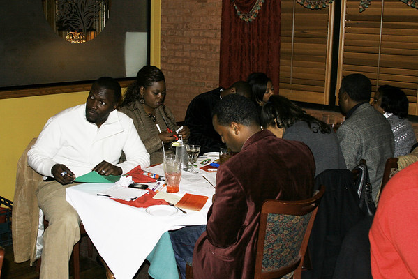 2010 Christmas Social