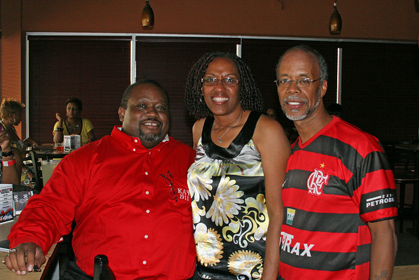 2010 Happy Hour with the Deltas