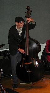 Mr. Bass Man... He plays a mean bass!