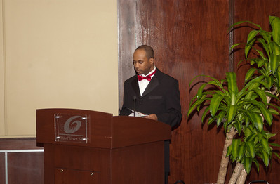2011 Kappa Alpha Psi Awards Banquet